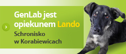 GenLab opiekunem Lando